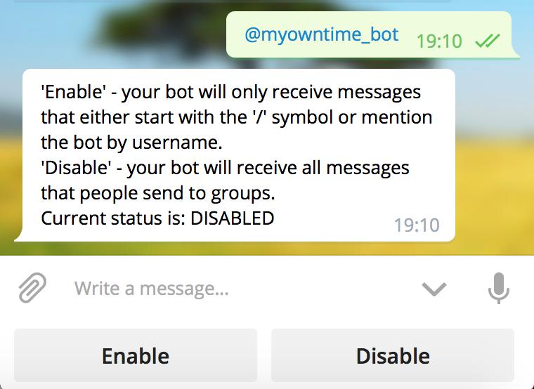 HELLONICO - Writing a telegram bot in Clojure